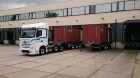 Combitrailer CT-521-S Containerauflieger | Containerchassis
